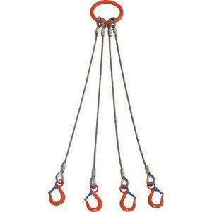 大洋製器工業 大洋 4本吊 ワイヤスリング 3.2t用×2m 4WRS3.2TX2【smtb-s】