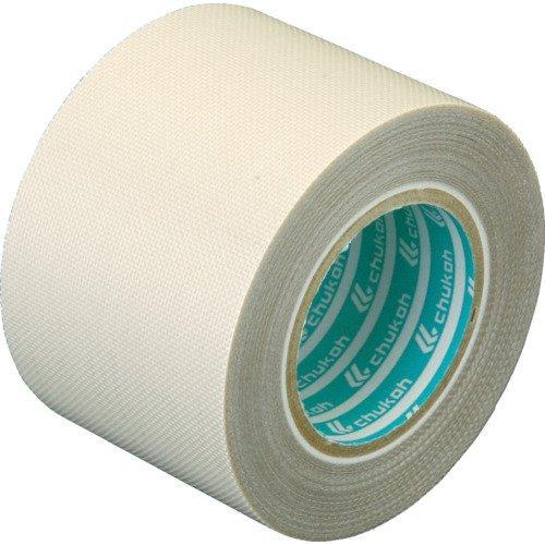 中興化成工業 チューコーフロー 性能向上ふっ素樹脂粘着テープ ガラスクロス 0.24-50×1 AGF10124X50【smtb-s】