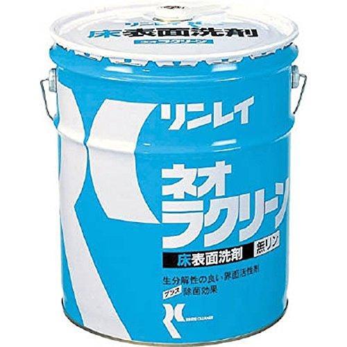 リンレイ/リンレイ リンレイ 床用洗剤 ネオラクリーン 18L 769435【smtb-s】