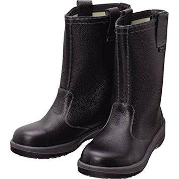 シモン 安全靴 半長靴 7544黒 26.0cm 7544N26.0【smtb-s】