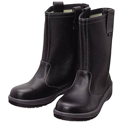 シモン 安全靴 半長靴 7544黒 26.5cm 7544N26.5【smtb-s】