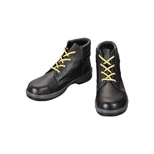 シモン 静電安全靴 編上靴 7522黒静電靴 24.0cm 7522S24.0【smtb-s】