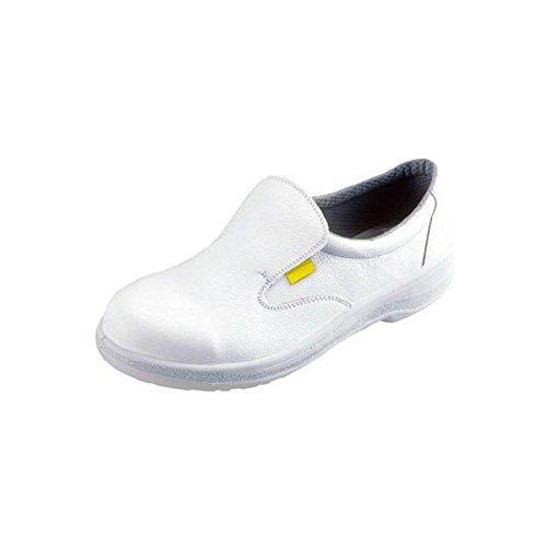 シモン 静電安全靴 短靴 7517白静電靴 27.5cm 7517WS27.5【smtb-s】