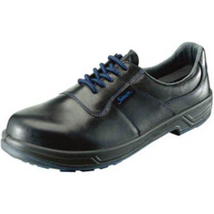 シモン 安全靴 短靴 8511黒 24.5cm 8511N24.5【smtb-s】