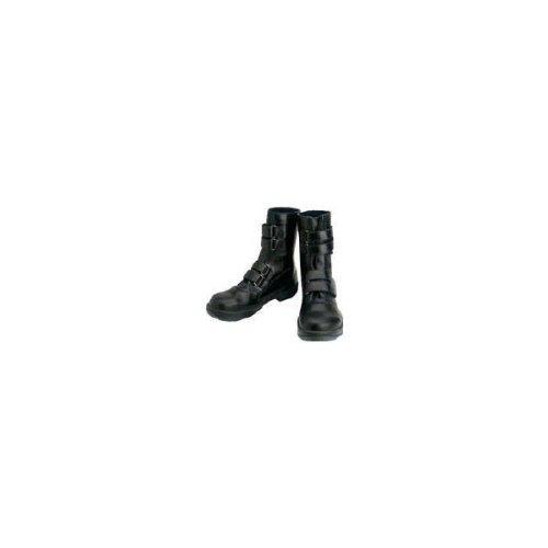 シモン 安全靴 マジック式 8538黒 23.5cm 8538N23.5【smtb-s】