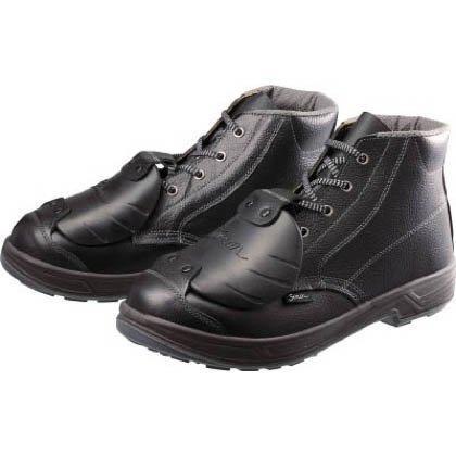 シモン 安全靴甲プロ付 編上靴 SS22D-6 25.0cm SS22D625.0【smtb-s】