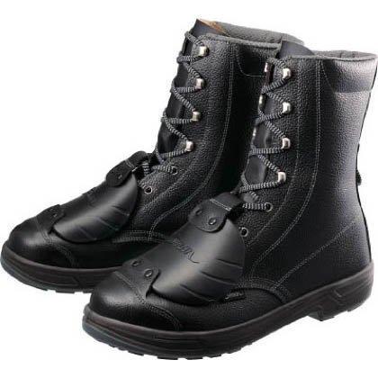 シモン 安全靴甲プロ付 長編上靴 SS33D-6 25.0cm SS33D625.0【smtb-s】
