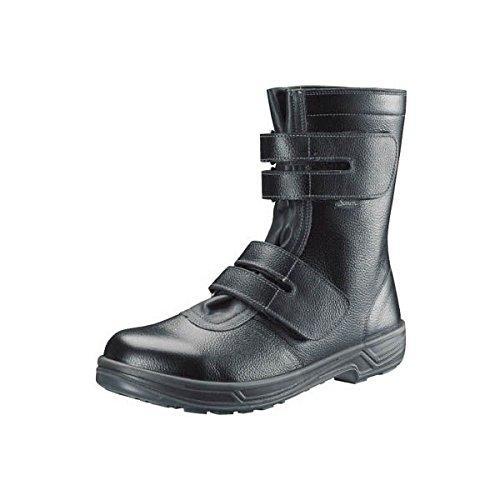 シモン 安全靴 長編上靴マジック式 SS38黒 23.5cm SS3823.5【smtb-s】