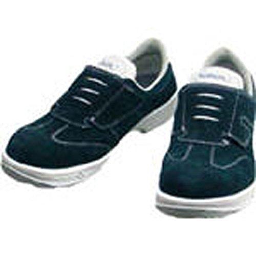 シモン 安全靴 短靴マジック式 SS18BV 24.5cm SS18BV24.5【smtb-s】