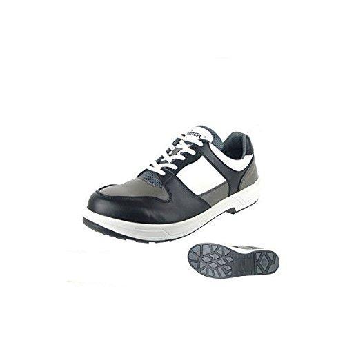 ロード安全工業 シモン安全靴 トリセオシリーズ 短靴 黒/グレー 27.5 8512BKGR27.5【smtb-s】