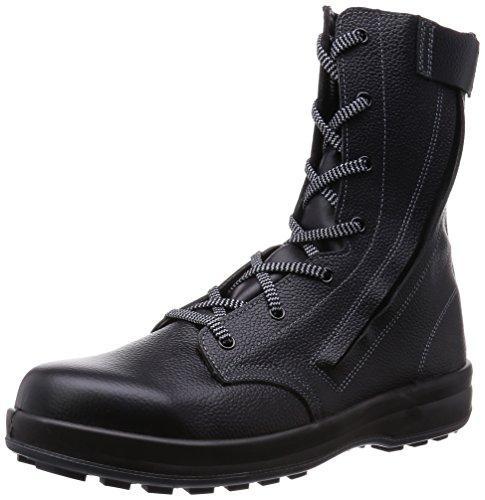 simon シモン 安全靴 長編上靴 WS33黒C付 25.0cm WS33C25.0【smtb-s】