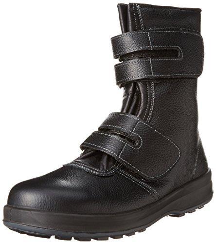 simon シモン 安全靴 長編上靴 マジック WS38黒 24.0cm WS3824.0【smtb-s】