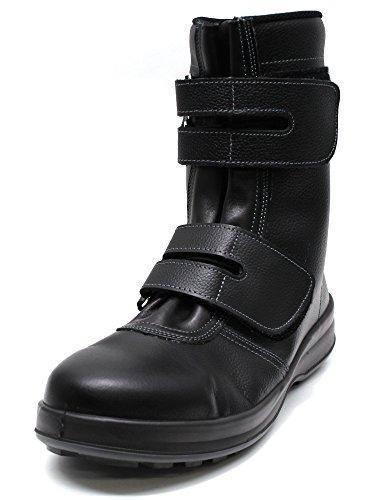 simon シモン 安全靴 長編上靴 マジック WS38黒 27.5cm WS3827.5【smtb-s】