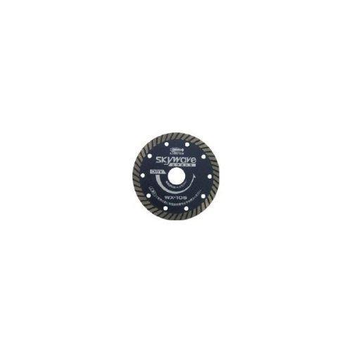 ロブテックス/エビ エビ ダイヤモンドホイール スカイウェーブエクストラ(乾式) 105mm WX105【smtb-s】