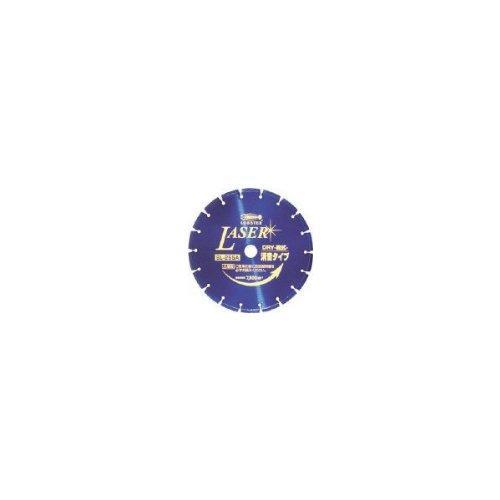 エビ ダイヤモンドホイール NEWレーザー(乾式) 255mm穴径25.4mm SL255A254【smtb-s】