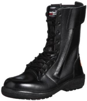 midori-anzen ミドリ安全 踏抜き防止板入り ゴム2層底安全靴 RT731FSSP-4 24.5 RT731FSSP424.5【smtb-s】