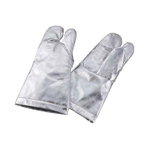 トラスコナカヤマ TRUSCO 遮熱保護具3本指手袋 フリーサイズ SLAT3【smtb-s】