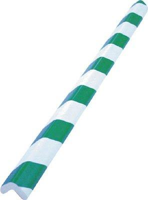 トラスコ中山 TRUSCO 安心クッションL字型大 緑・白 10本入り T10AC101【smtb-s】