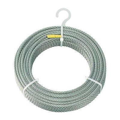 トラスコ中山(TRUSCO) TRUSCO ステンレスワイヤロープ Φ1mmX200m CWS1S200【smtb-s】