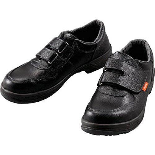 トラスコ中山(TRUSCO) TRUSCO 安全靴 短靴マジック式 JIS規格品 25.0cm TRSS18A250【smtb-s】