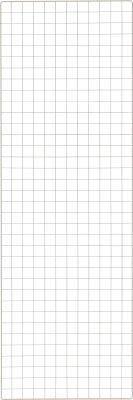 トラスコ中山(TRUSCO) TRUSCO 棚用ディスプレイネット 金具付 600X1800ネオグレー TN6018 NG【smtb-s】