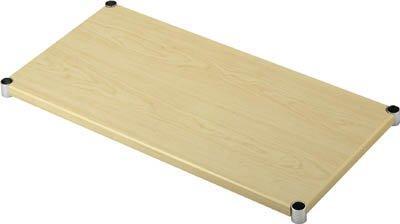 トラスコ中山(TRUSCO) TRUSCO スチール製メッシュラック用木製棚板 1192X442 MEW44S【smtb-s】