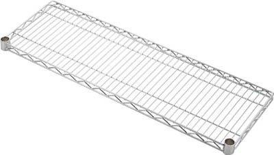 トラスコ中山(TRUSCO) TRUSCO ステンレス製メッシュラック用 ハーフ棚板 W1205XD270 SEH43S【smtb-s】