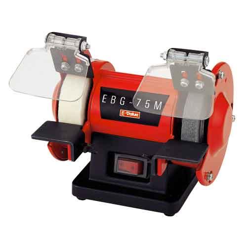 送料無料 登場大人気アイテム イーバリュー E-Value ストア 1個 ミニベンチグラインダー EBG-75