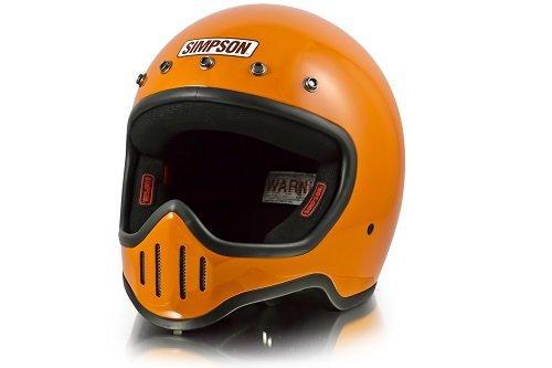 シンプソン(SIMPSON) M50 オレンジ 59-60 [3309175960]【smtb-s】