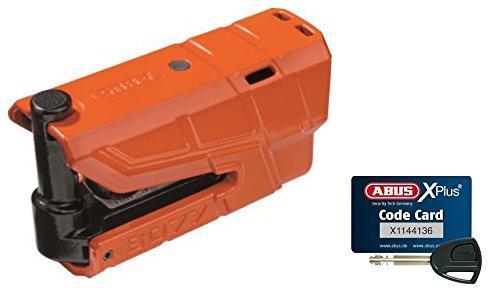 ABUS 【必ず購入前に仕様をご確認下さい】8077 Granit Detecto X-Plus orange【smtb-s】