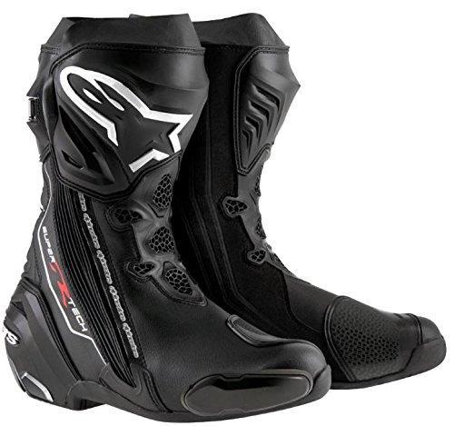 alpinestars(アルパインスターズ) 【必ず購入前に仕様をご確認下さい】SUPERTECH-R ブーツ BK 42【smtb-s】