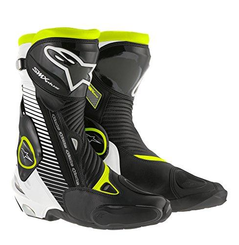 alpinestars(アルパインスターズ) 【必ず購入前に仕様をご確認下さい】SMX PLUS ブーツ BK WHT YLW F 41【smtb-s】
