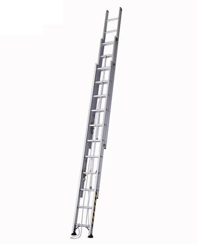 長谷川工業 業務用 3連梯子 LA3-100【smtb-s】