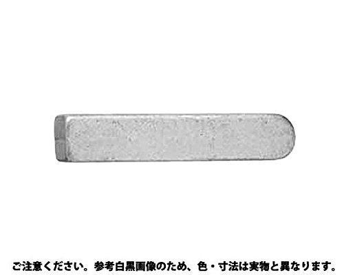 サンコーインダストリー 片丸キー セイキ製作所製 材質(SUS316) 規格(7X7X50) 入数(100)【smtb-s】