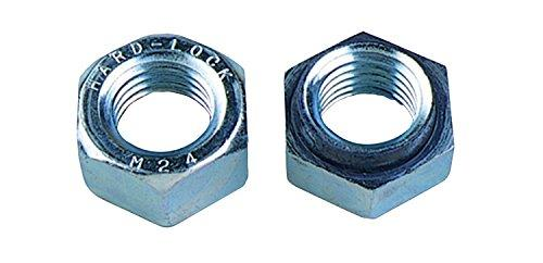 サンコーインダストリー ハードロックナット(セミ薄型) 材質(ステンレス) 規格(M48) 入数(1)【smtb-s】