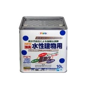 アサヒペン 水性建物用 10L 空色【smtb-s】