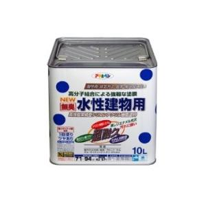 アサヒペン 水性建物用 10L ミルキーホワイト【smtb-s】