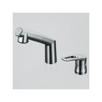 KVK 洗面用シングルレバー式シャワーKM5271T【smtb-s】