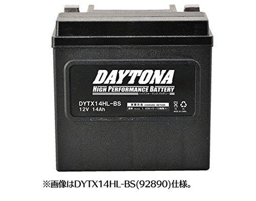 デイトナ 92883 ハイパフォーマンスバッテリーDYT9B-4【smtb-s】
