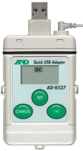 新作からSALEアイテム等お得な商品満載 A&D 測量器用 クイックUSBアダプタ 測量器用 AD-8527 A&D (AD-8527)【smtb-s】, レディースパンツ通販専門いろどり:318b11fe --- edu.ms.ac.th