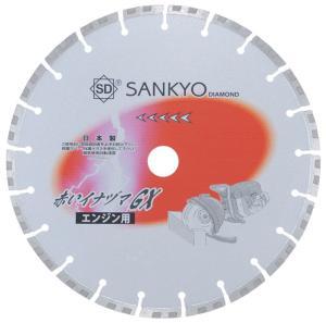 三京ダイヤモンド工業 アカイイナヅマGX LC-GX14 354*30.5【smtb-s】