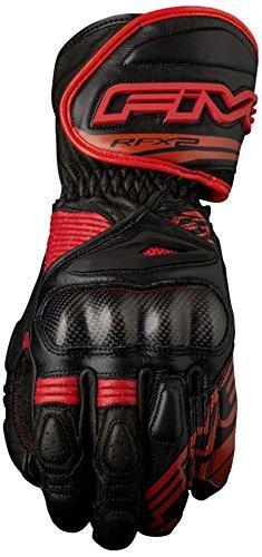 FIVE 【必ず購入前に仕様をご確認下さい】RFX2 016 グローブ BLACK/RED L