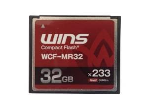 ウインズジャパン ウィンズジャパン MOTO-REC CFカード 32GB【smtb-s】