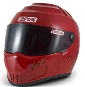 シンプソン(SIMPSON) RX12 レッド 57cm (3307205700)【smtb-s】