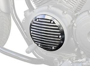 キジマ ドレスアップ エンジンカバーセット コントラスト BOLT 101-149
