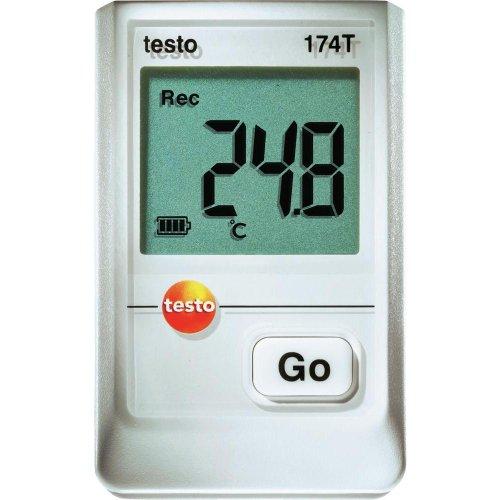 (株) テストー TESTO174TS 4325 テストー ミニ温度データロガUSBインターフェイス付セット 3689344【smtb-s】