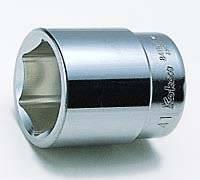 山下工業研究所 コーケン 1(25.4mm)6角ソケット 76mm 8400M-76【smtb-s】