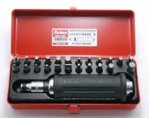 山下工業研究所 コーケン 1/2(12.7mm)アタックドライバーセット 25ヶ組 AG112F【smtb-s】