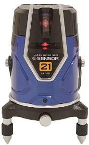 シンワ測定 シンワ レーザーロボ Neo E Sensor 21縦・横・地墨71502【smtb-s】