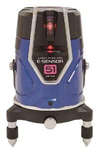 シンワ測定 シンワ レーザーロボ Neo E Sensor 51縦・横・大矩・通り芯x2・地墨71505【smtb-s】